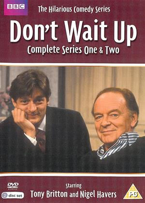 Rent Don't Wait Up: Series 1 and 2 Online DVD Rental
