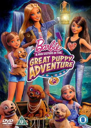 Rent Barbie and Her Sisters in the Great Puppy Adventure Online DVD Rental