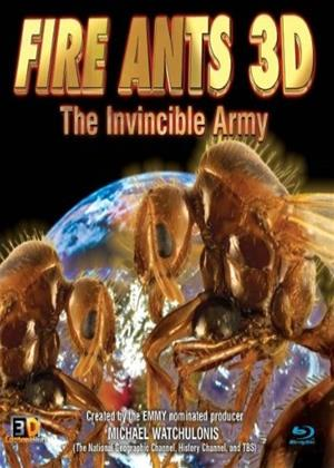 Rent Fire Ants 3D: The Invincible Army Online DVD Rental