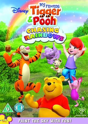Rent My Friends Tigger and Pooh: Chasing Rainbow Online DVD Rental