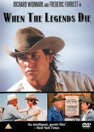 Rent When the Legends Die Online DVD Rental