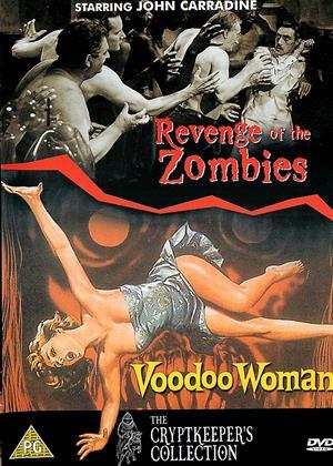 Rent Revenge of the Zombies / Voodoo Woman Online DVD Rental