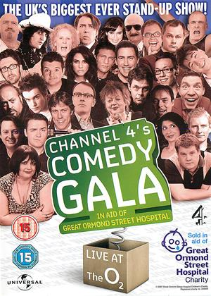 Rent Channel 4's Comedy Gala 2010 Online DVD Rental