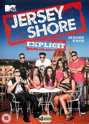 Rent Jersey Shore: Series 4 Online DVD Rental
