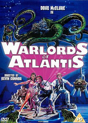 Rent Warlords of Atlantis (aka Warlords of the Deep) Online DVD Rental