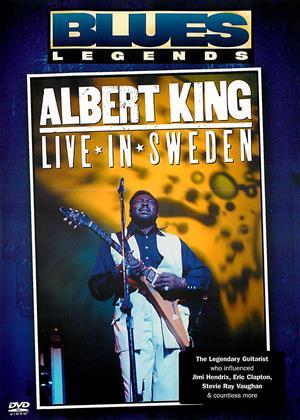 Rent Albert King: Live in Sweden Online DVD Rental