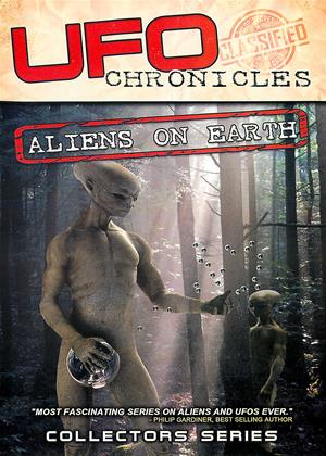 Rent UFO Chronicles: Aliens on Earth Online DVD & Blu-ray Rental