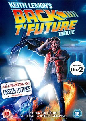 Rent Keith Lemon: Back T'future Tribute Online DVD Rental