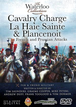 Rent The Waterloo Collection: Part 3: Cavalry Charge Online DVD Rental