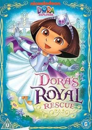 Rent Dora the Explorer: Royal Rescue Online DVD Rental