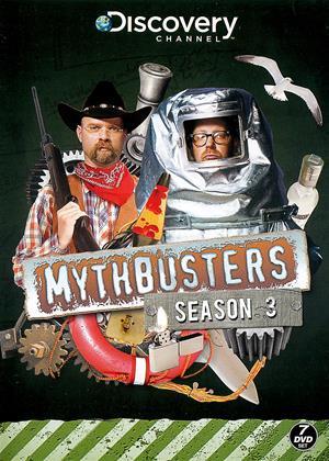 Rent MythBusters: Series 3 Online DVD Rental