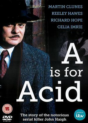 Rent A Is for Acid Online DVD Rental