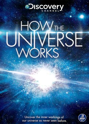 Rent How the Universe Works: Series 1 Online DVD Rental
