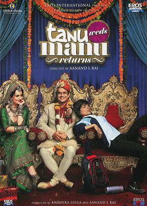 Rent Tanu Weds Manu Returns Online DVD Rental