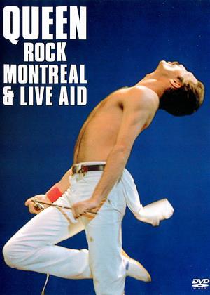 Rent Queen: Rock Montreal and Live Aid Online DVD Rental