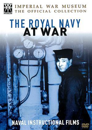 Rent The Royal Navy at War: Naval Instruction Films Online DVD Rental