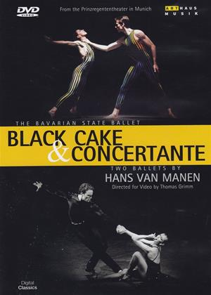 Rent Black Cake and Concertante Online DVD Rental