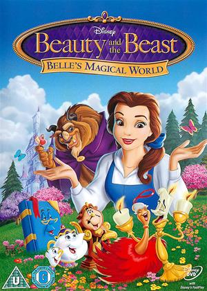 Rent Belle's Magical World (aka Beauty and the Beast: Belle's Magical World) Online DVD Rental
