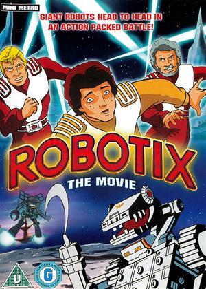 Rent Robotix: The Movie Online DVD Rental