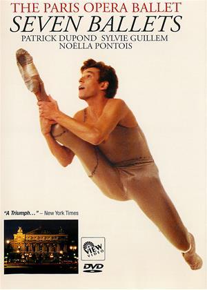 Rent The Paris Opera Ballet: Seven Ballets Online DVD Rental