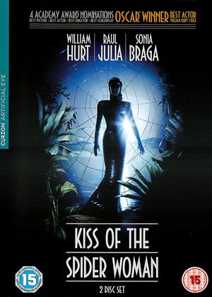 Rent Kiss of the Spider Woman (aka O Beijo da Mulher Aranha) Online DVD Rental