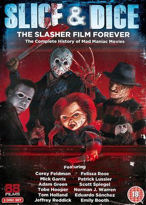 Rent Slice and Dice: The Slasher Film Forever Online DVD Rental