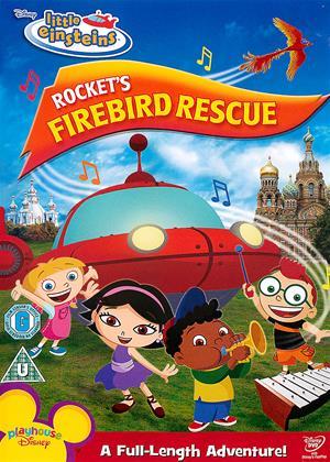 Rent Little Einsteins: Rocket's Firebird Rescue Online DVD & Blu-ray Rental