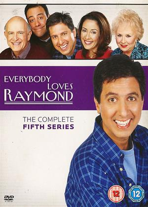 Rent Everybody Loves Raymond: Series 5 Online DVD Rental