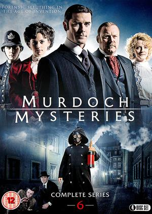 Rent Murdoch Mysteries: Series 6 Online DVD Rental