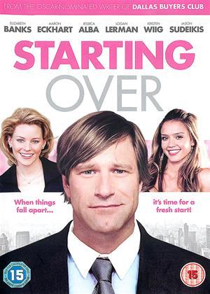 Rent Starting Over (aka Meet Bill) Online DVD Rental
