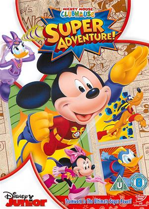 Rent Mickey Mouse Clubhouse: Super Adventure! Online DVD Rental