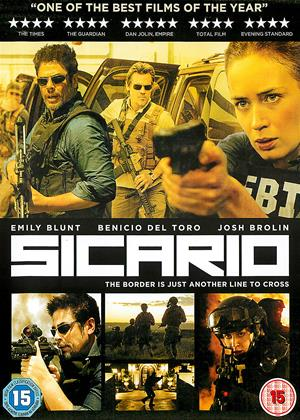 Rent Sicario Online DVD Rental