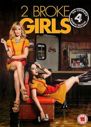 Rent 2 Broke Girls: Series 4 Online DVD Rental