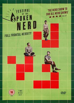 Rent Festival of the Spoken Nerd: Full Frontal Nerdity Online DVD Rental