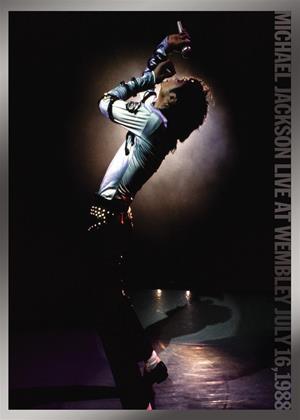 Rent Michael Jackson: Live at Wembley Online DVD Rental