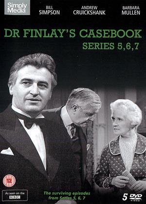 Rent Dr. Finlay's Casebook: Series 5, 6 and 7 Online DVD Rental