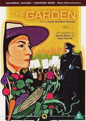 Rent The Garden Online DVD Rental