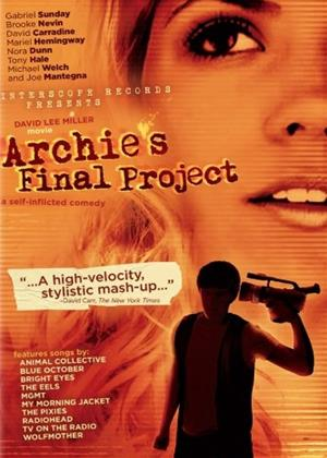 Rent Archie's Final Project (aka My Suicide) Online DVD Rental