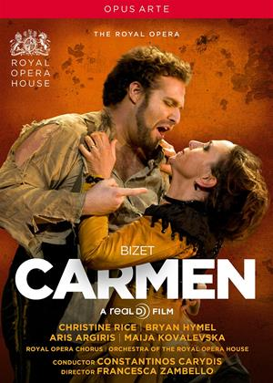 Rent Carmen: Royal Opera House (Carydis) Online DVD Rental