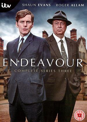 Rent Endeavour: Series 3 Online DVD & Blu-ray Rental