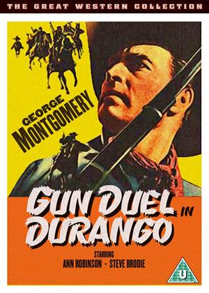 Rent Gun Duel in Durango Online DVD Rental