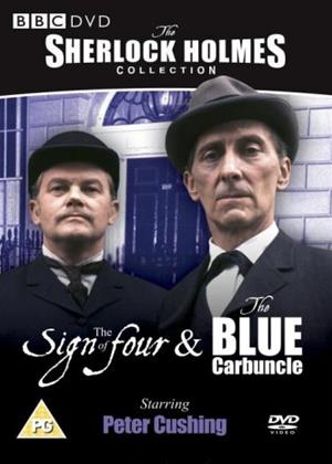 Rent Sherlock Holmes: The Sign of Four / The Blue Carbuncle Online DVD Rental