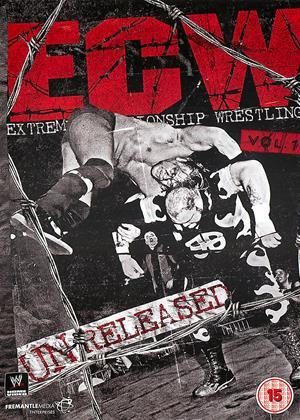 Rent WWE: ECW: Unreleased: Vol.1 Online DVD Rental