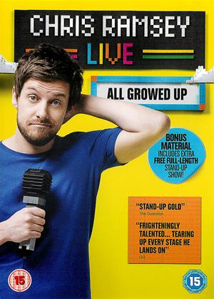 Rent Chris Ramsey: All Growed Up Online DVD Rental