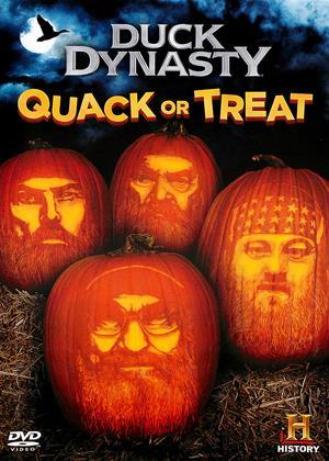 Rent Duck Dynasty: Quack or Treat Online DVD Rental