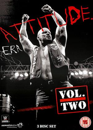 Rent WWE: The Attitude Era: Vol.2 Online DVD Rental