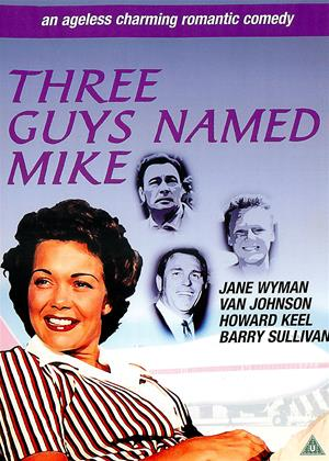 Rent Three Guys Named Mike Online DVD & Blu-ray Rental
