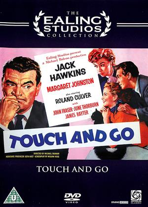 Rent Touch and Go (aka The Light Touch) Online DVD Rental