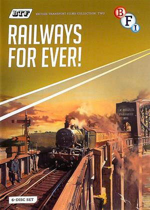 Rent British Transport Films Collection: Railways for Ever! Online DVD Rental