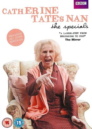 Rent Catherine Tate's Nan: The Specials Online DVD Rental